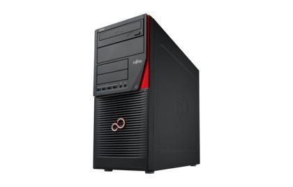 Fujitsu CELSIUS W550/i7-6700/2x4GB DDR4/1TB HDD/NVIDIA K420 2GB/RW/CardRead/KB900+opt. mouse/Win10Pro+Win7Pro
