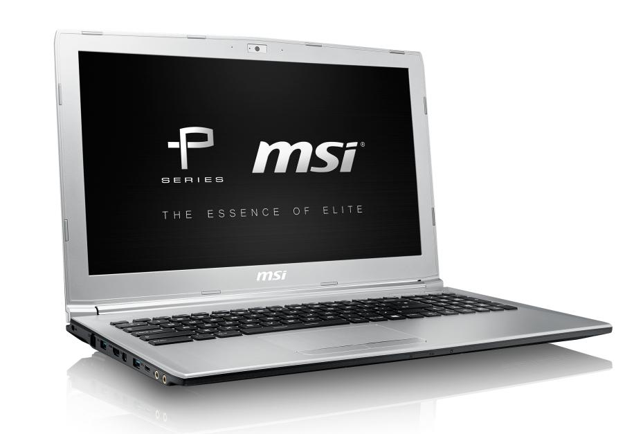 """MSI PL62 7RC-054CZ /i7-7700HQ Kabylake/8GB/1x256 SSD/MX150, 2GB/15.6"""" FHD IPS/Win10"""