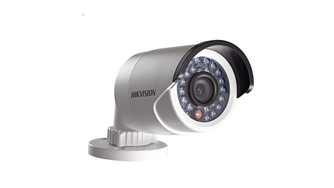 Hikvision DS-2CD2020F-I(4mm) 2MP, 1920x1080, 25fps, IP66, 20m IR, IR cut, obj. 4mm, SD, PoE
