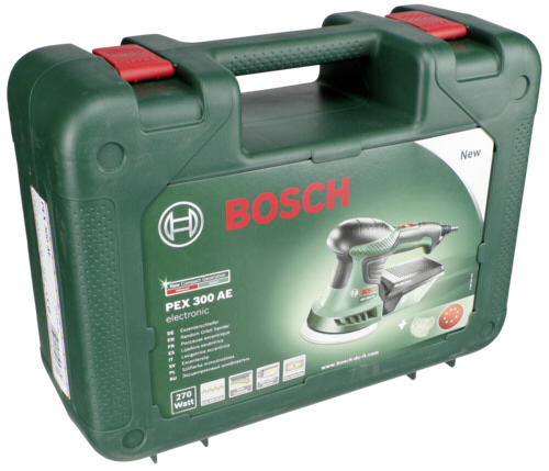 Excentrická bruska Bosch PEX 300 AE Compact
