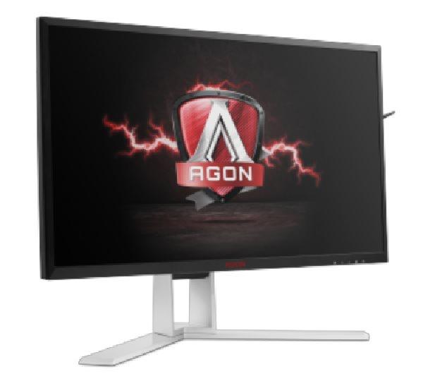 "AOC LCD AG271UG 27 "" W IPS/3840x2160 - 4K/50M:1/4 ms/350cd/HDMI/DP/4xUSB 3.0/repro"