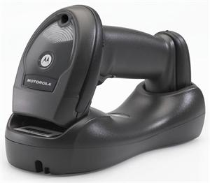 Čtečka Motorola LI4278, bezdrátový snímač, KIT, černý, USB