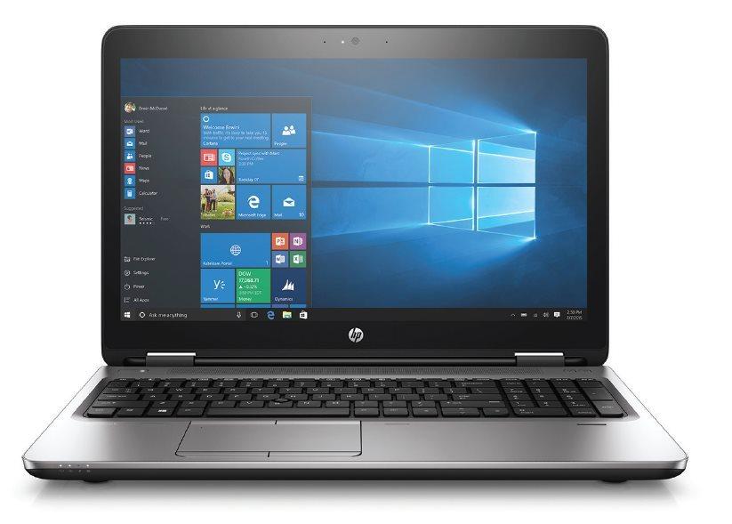 HP ProBook 650 G3 i7-7820HQ / 8GB / 512GB SSD TurboG2 / 15,6'' FHD / Win 10 Pro