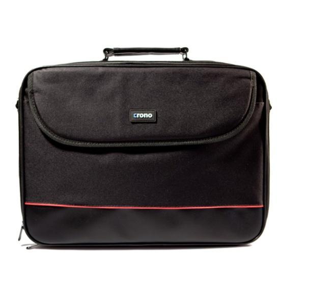 """Crono Basic 15,6"""" - taška na notebook Basic, černá"""