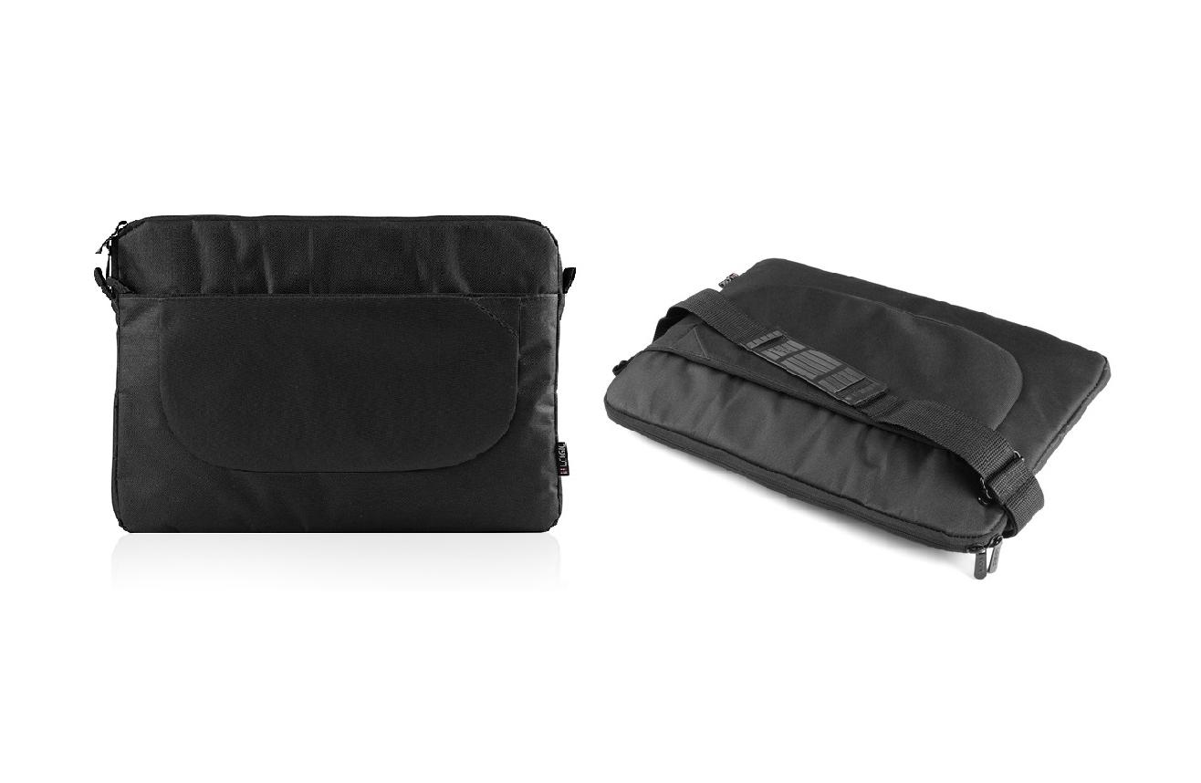 LOGIC Neoprenové pouzdro na notebook BASE 15,6'' černé