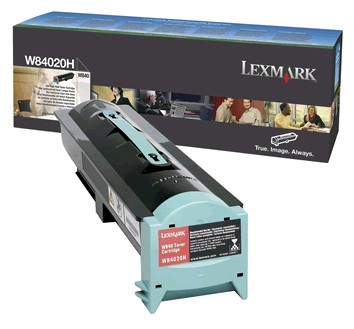 Toner Lexmark black [ 30000str | W840 ]