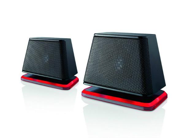 FUJITSU REPRODUKTORY - USB Speaker DS E2000 Air - Powerful compact 2.0 audio system (USB).
