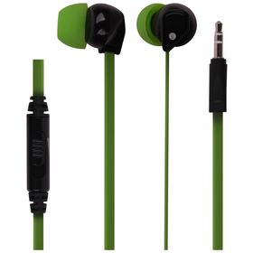 Sluchátka Sencor SEP 170 VC Green
