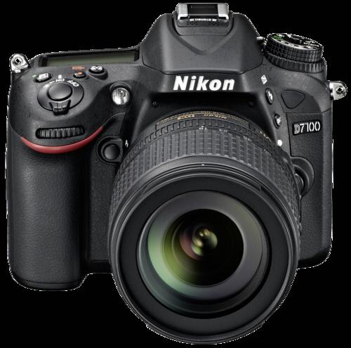 Zrcadlovka Nikon D7100 + 18-105 AF-S DX VR