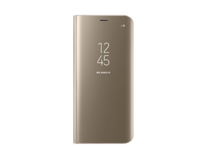 Samsung Clear View Cover pro S8 (G950) Gold