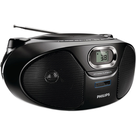 Rádio s CD Philips AZ385/12