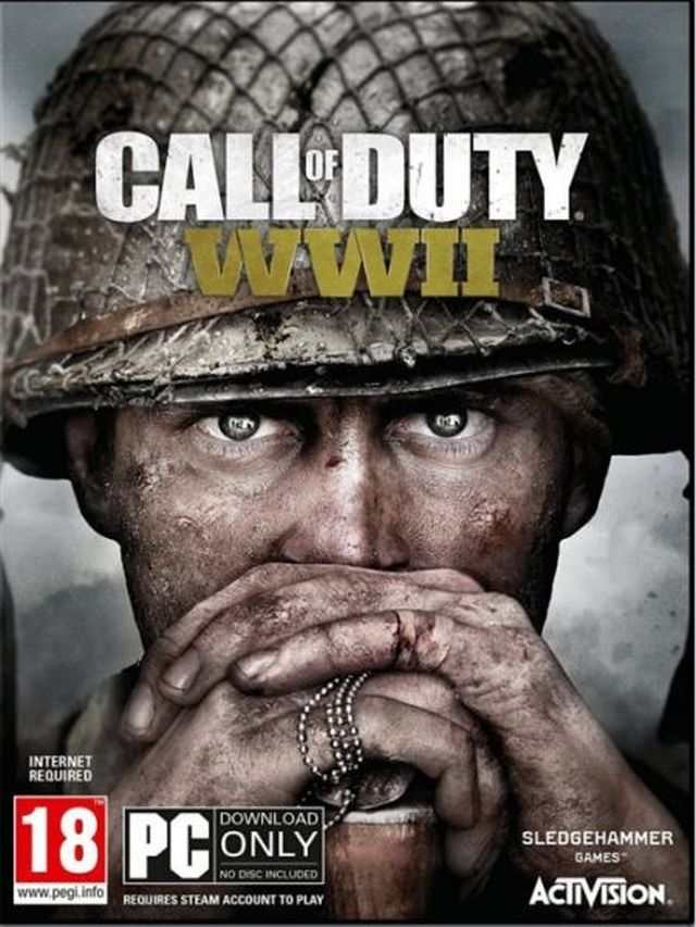 Call of Duty WWII (14) PC CZ
