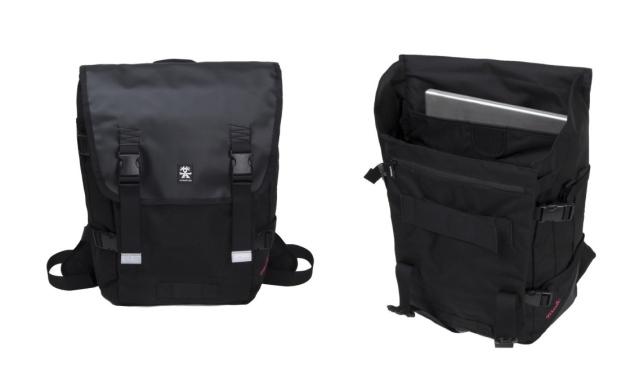 Crumpler Muli Backpack L - black/black