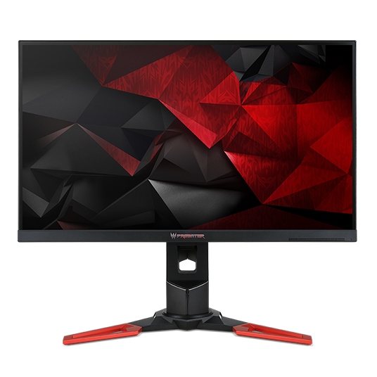 "Acer LCD Predator XB271HUbmiprz 27"" IPS LED/WQHD 2560x1440/100M:1/4ms/350cd /HDMI/DP/USB 3.0/G-Sync v2/Black"