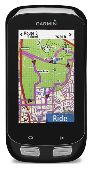 Garmin Edge 1000 Bundle, 3'', bez TOPO map