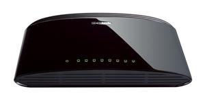 D-Link DES-1008D/E 8-Port 10/100Mbps Fast Ethernet Unmanaged Switch