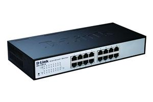 D-Link DES-1100-16 Easy Smart Switch 10/100