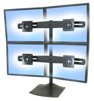 ERGOTRON DS100 Quad Monitor - stojan pro 4 LCD displeje