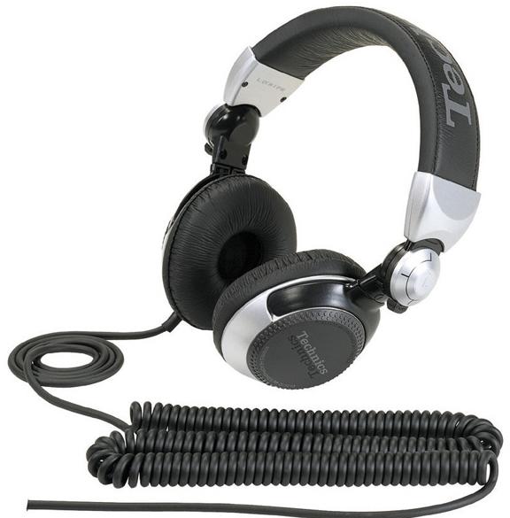 Technics RP-DJ1215E-S, Silver