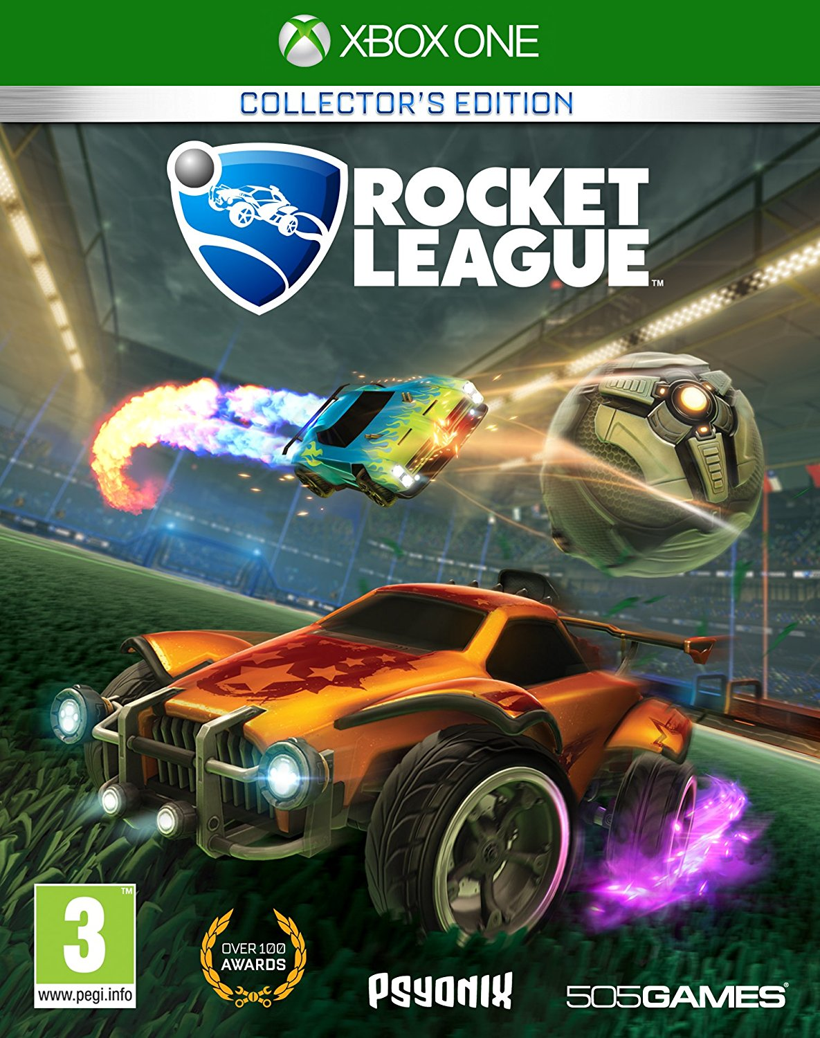 XOne - ROCKET LEAGUE COLLECTOR'SEDITION