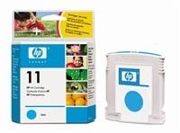 Inkoust HP 11 cyan | 28ml | cp1700,bij22XX,bij2600