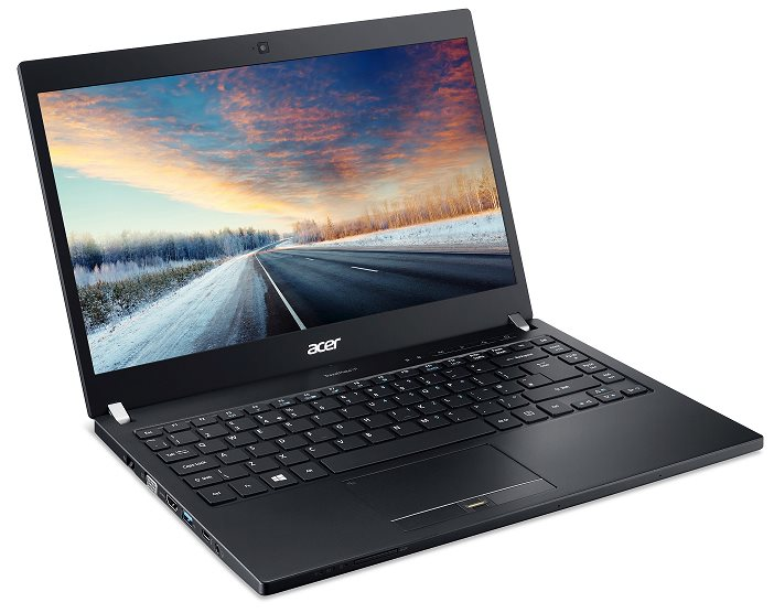 "Acer TMP648-G2-M-507Q i5-7200U/4GB+4GB/256 GB SSD M.2+N/HD Graphics/14"" FHD IPS matný/BT/W10 Pro/Black"