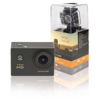Camlink Akční HD Kamera 720p Černá