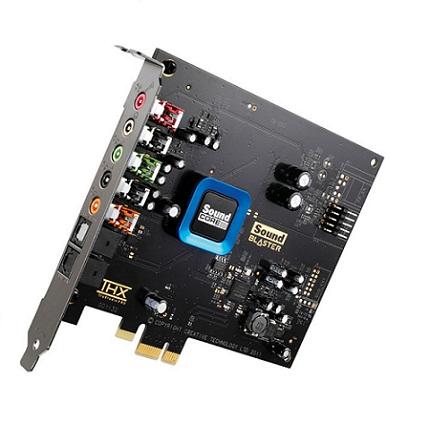 Creative Sound Blaster Recon 3D PCIe, zvuková karta 5.1, 24bit