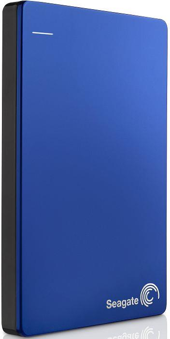 "Ext. HDD 2,5"" Seagate Backup Plus Slim 2TB modrý"