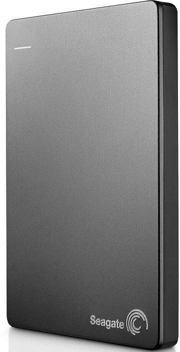 """Seagate Backup Plus, 2TB externí HDD, 2.5"""", USB 3.0, kovový stříbrný"""