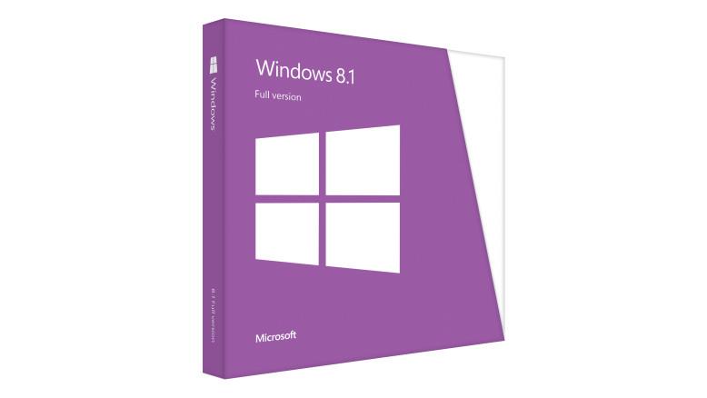 MS OEM Windows 8.1 x64 CZ 1pk DVD