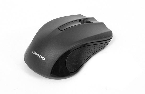 OMEGA myš OM-05B, 1000DPI, černá