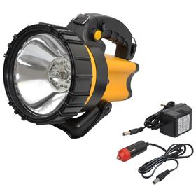 Svítilna nabíjecí halogenová/LED Sencor SLL 81