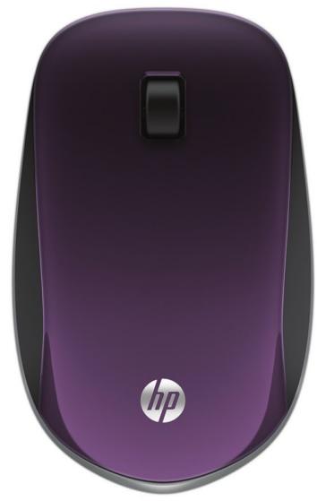 HP myš Z4000 bezdrátová fialová