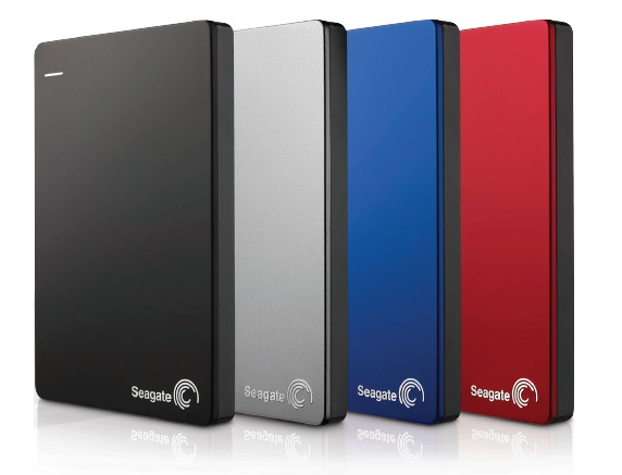 Seagate Backup Plus Portable 1TB/USB 3.0/Black