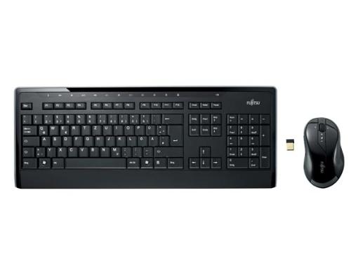 Fujitsu set wireless klávesnice+myš LX901 CZ/SK