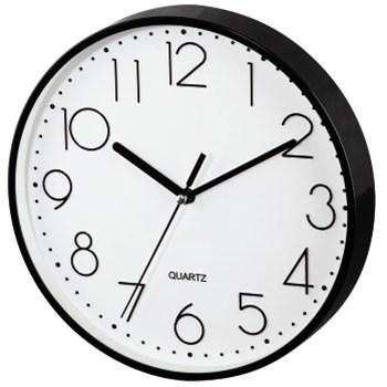 Hama nástěnné hodiny PG-220, tichý chod, černé