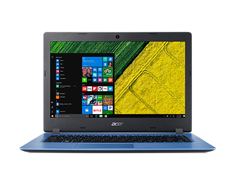 "Acer Aspire 1 (A114-31-C0HP) Celeron N3350/4GB+N/A/64GB+N/A/HD Graphics/14"" HD/BT/W10 Home+ Office 365 Personal/Blue"