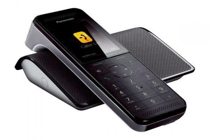 Panasonic KX-PRW110FXW, Premium DECT telefon s funkcí Smartphone Connect , WiFi