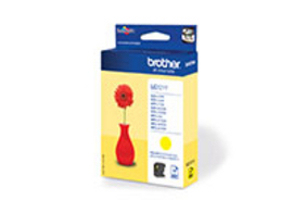Ink Brother LC121Y yellow | DCP-J552DW/MFC-J470DW