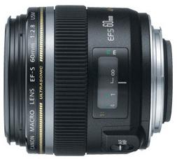 Canon EF-S 60 Macro f/2.8 USM