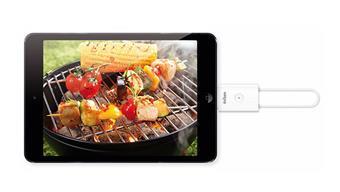 Tivizen Pico 2 HD lightning - HDTV tuner pro iPhone 5 / 6 / iPad