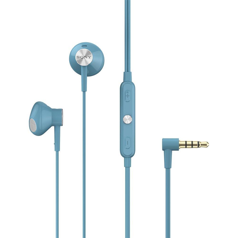 Sony STH32 stereo náhlavní souprava s IP57, Blue