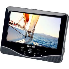 DVD přehrávač Sencor SPV 7769DUAL přenosný