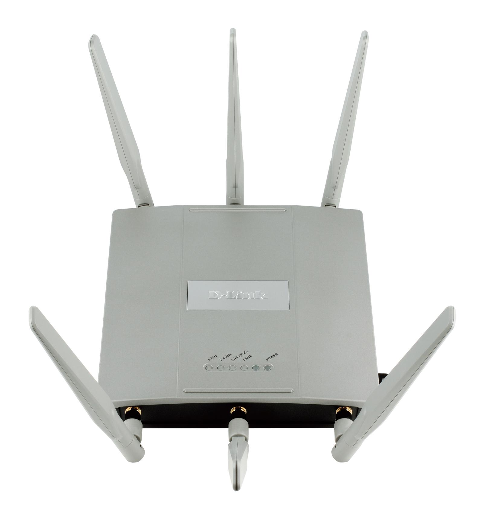 D-Link DAP-2695 WiFi AC1750 Dual-Band PoE AP