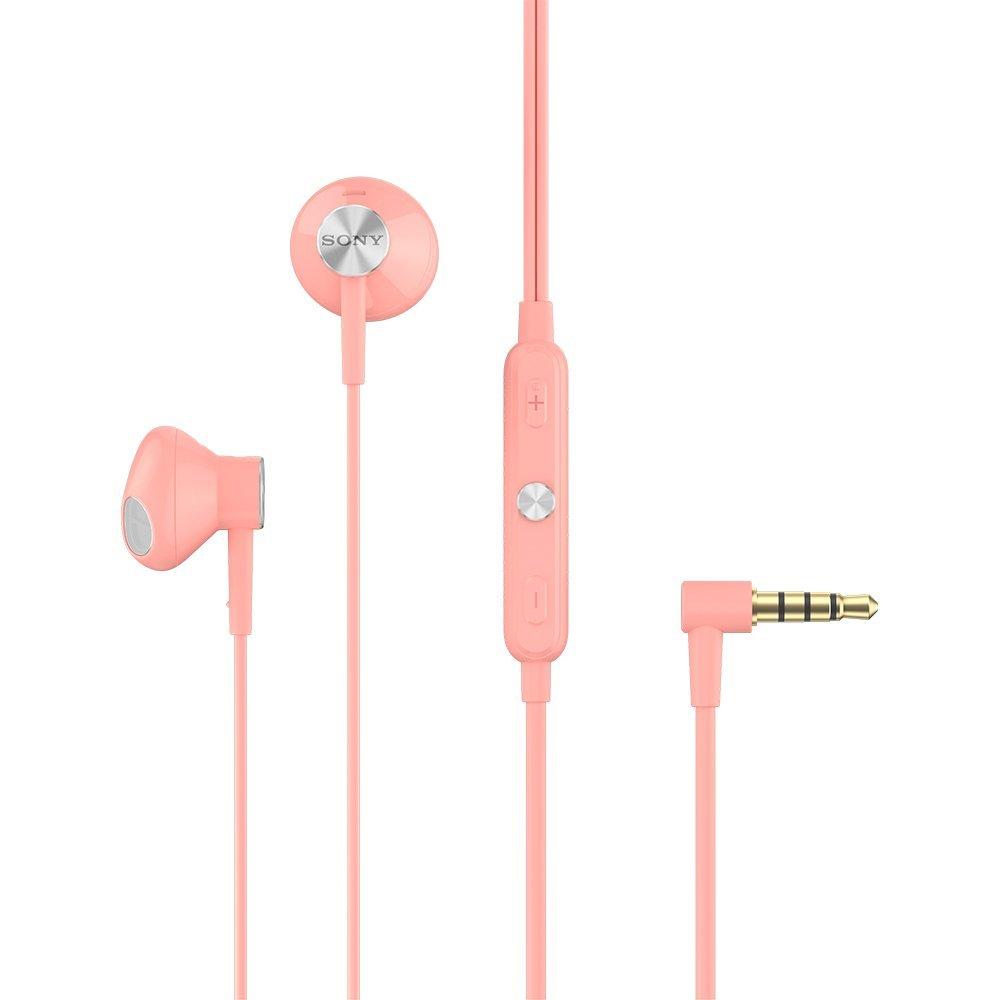 Sony STH32 stereo náhlavní souprava s IP57, Pink