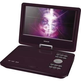 DVD přehrávač Sencor SPV 2919 Red přenosný