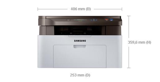 HP - Samsung SL-M2070W,A4,20ppm,1200x1200dpi,128Mb,GDI,USB, WiFi, NFC