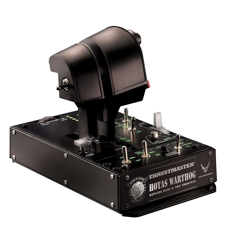 Thrustmaster plynový pedál HOTAS WARTHOG pro PC