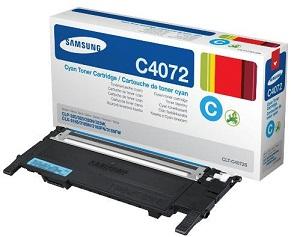 Samsung toner CLT-C4072S Cyan pro CLP-320/325,CLX-3185 - 1000 str.